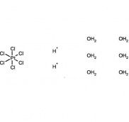 Hydrogen hexachloroplatinate(IV) hydrate, 99.9%, (trace metal basis), 38 to 40% Pt, ACROS Organics™